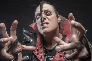 Jerry Only: The creator, the emancipator, the architect ... of devilocks.